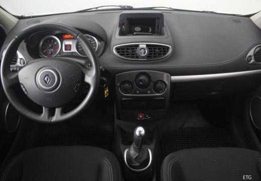 RENAULT Clio III II hatchback biały tablica rozdzielcza