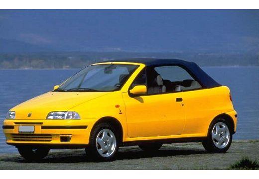 FIAT Punto kabriolet przedni lewy