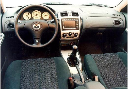 MAZDA 323 hatchback tablica rozdzielcza