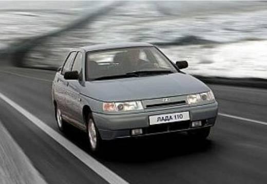 LADA 110 I sedan silver grey przedni prawy