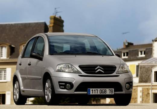 CITROEN C3 1.1i Equilibre Hatchback II 1.2 60KM (benzyna)
