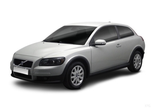 VOLVO C30 I hatchback przedni lewy