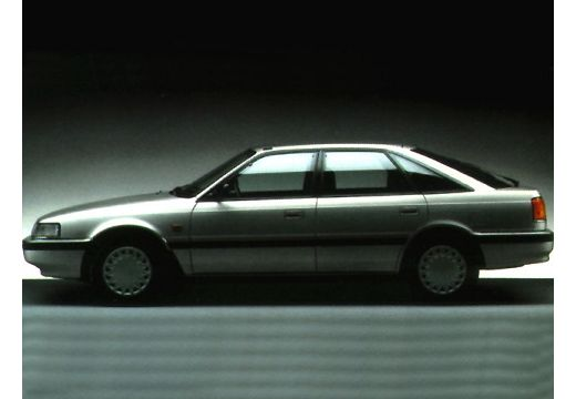 MAZDA 626 1.8 LX Hatchback II 90KM (benzyna)