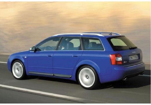 AUDI A4 Avant 8E I kombi niebieski jasny tylny lewy