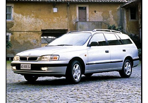 Toyota Carina kombi silver grey przedni lewy