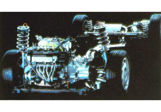 PEUGEOT 605 2.0 SRTI Sedan I 141KM (benzyna)