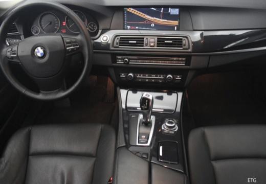 BMW Seria 5 Touring F11 I kombi tablica rozdzielcza