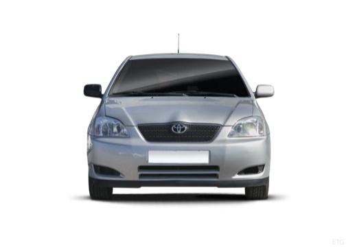 Toyota Corolla VI hatchback przedni