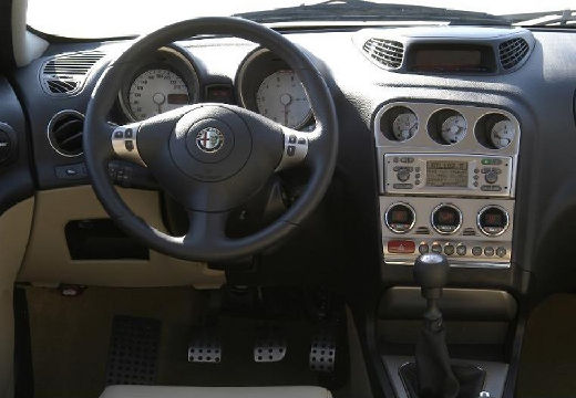 ALFA ROMEO 156 Crosswagon Q4 kombi tablica rozdzielcza