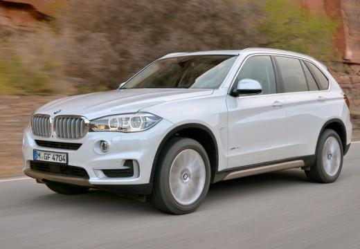 BMW X5 X 5 F15 kombi biały przedni lewy