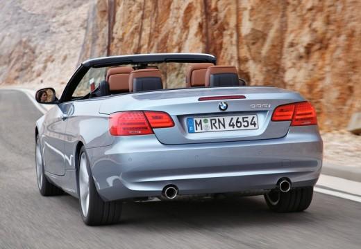 BMW Seria 3 Cabriolet E93 II kabriolet silver grey tylny lewy