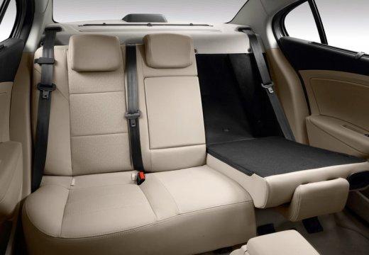 RENAULT Fluence I sedan wnętrze