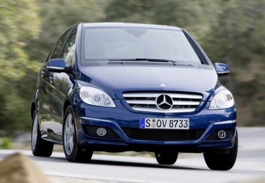 MERCEDES-BENZ B 200 Turbo Hatchback II 2.1 193KM (benzyna)