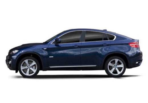 BMW X6 X 6 E71 hatchback boczny lewy