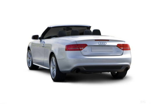 AUDI A5 Cabriolet I kabriolet tylny lewy