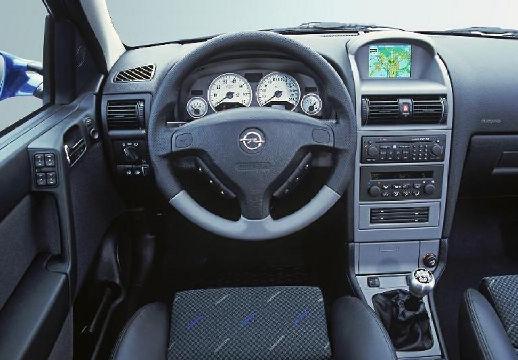 OPEL Astra II Classic kombi tablica rozdzielcza