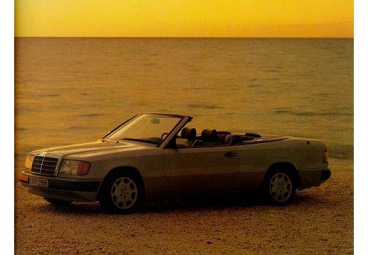 MERCEDES-BENZ 124 Kabriolet