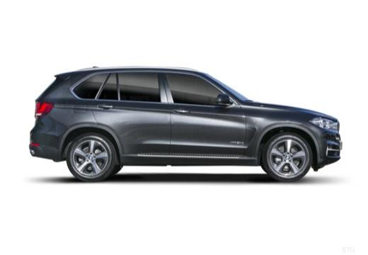 BMW X5 X 5 F15 kombi boczny prawy