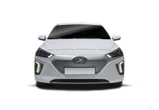 HYUNDAI Ioniq hatchback przedni