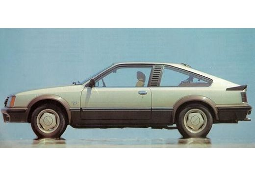 OPEL Monza coupe boczny lewy