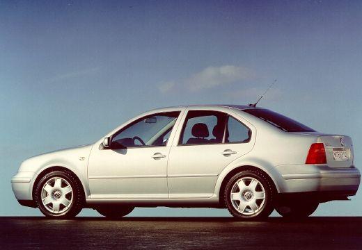 VOLKSWAGEN Bora 1.8 4Mot. Sedan I 125KM (benzyna)
