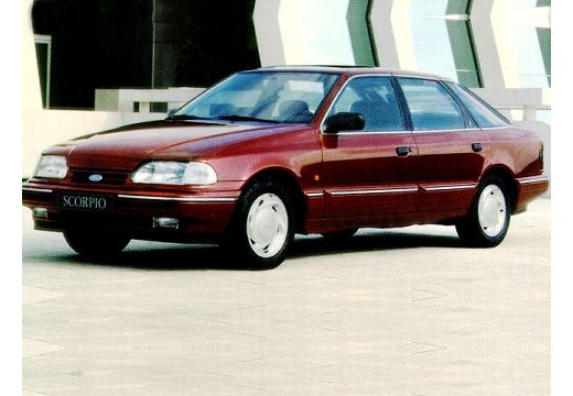 FORD Scorpio Hatchback II