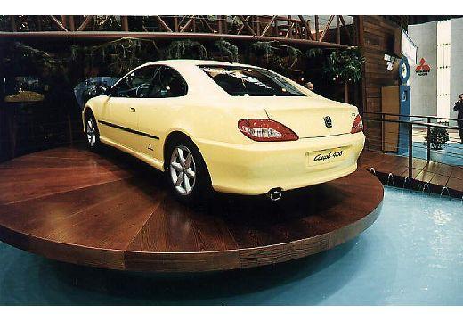 PEUGEOT 406 2.0 Coupe II 138KM (benzyna)