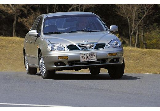 DAEWOO / FSO Leganza 2.0 CDX Sedan I 133KM (benzyna)