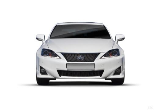 LEXUS IS IV sedan biały przedni