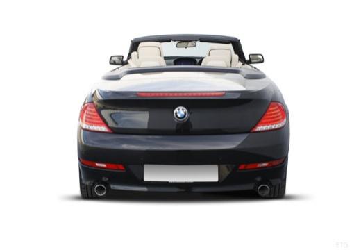 BMW Seria 6 Cabriolet E64 II kabriolet tylny