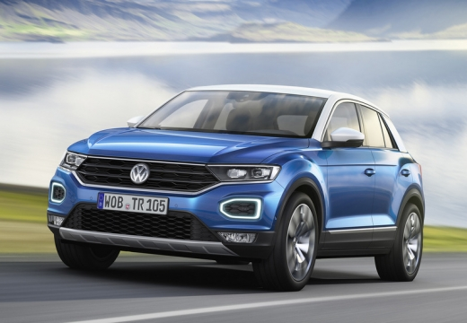 VOLKSWAGEN T-ROC 1.5 TSI ACT Premium Hatchback I 150KM (benzyna)