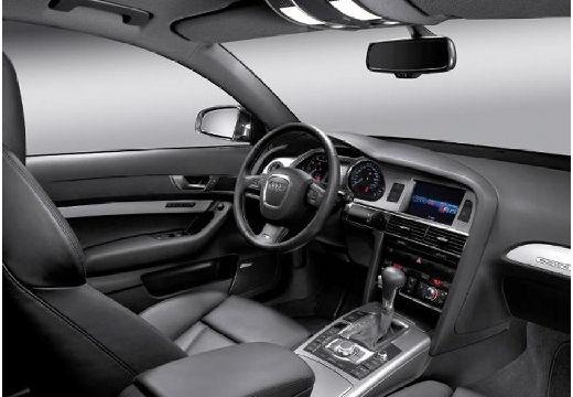 AUDI A6 Avant 4F I kombi szary ciemny tablica rozdzielcza