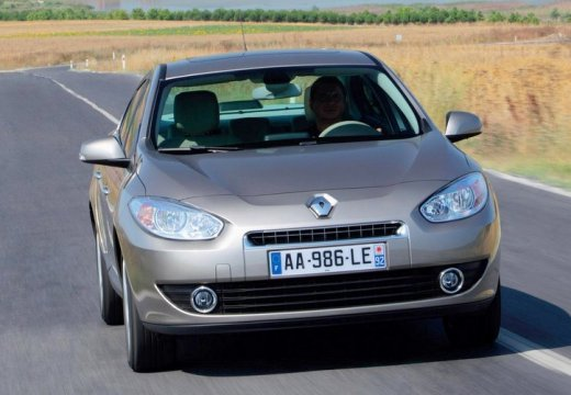 RENAULT Fluence 1.6 16V Expression Sedan I 110KM (benzyna)