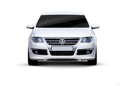 VOLKSWAGEN Passat V sedan biały przedni