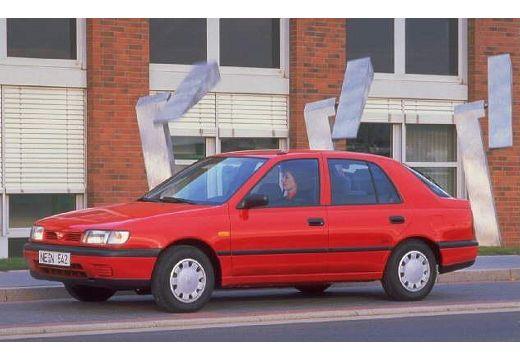 NISSAN Sunny 2.0 D SLX Hatchback II 75KM (diesel)