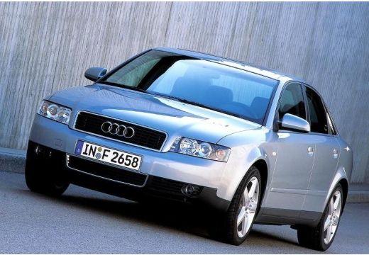 AUDI A4 8E I sedan silver grey przedni lewy