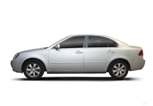 KIA Magentis sedan boczny lewy