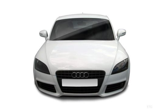 AUDI TT coupe przedni