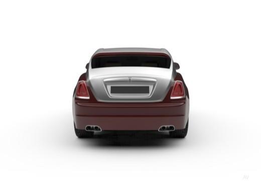 ROLLS-ROYCE Wraith coupe tylny