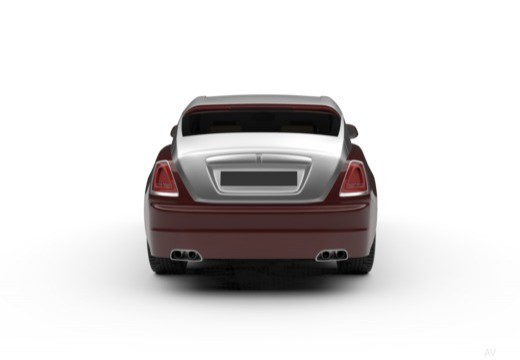 ROLLS-ROYCE Wraith I coupe tylny