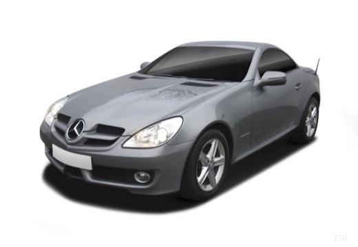 MERCEDES-BENZ Klasa SLK roadster przedni lewy