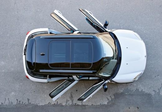 MINI [BMW] Mini MINI Countryman kombi biały górny przedni