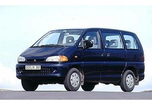 MITSUBISHI Space Gear 2500 TD GLX Van I 2.5 99KM (diesel)