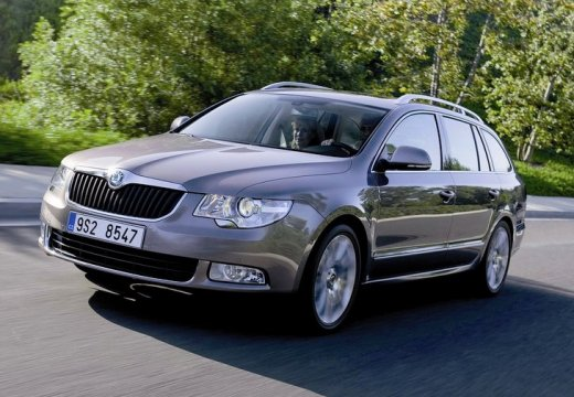 SKODA Superb Kombi I