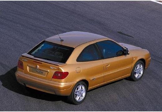 CITROEN Xsara hatchback złoty tylny prawy