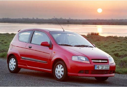 CHEVROLET Aveo 1.2 Plus Hatchback I 72KM (benzyna)