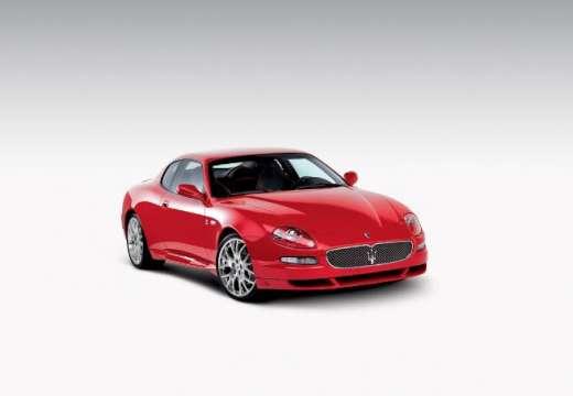 MASERATI 4200 Cambiocorsa Coupe 4.3 390KM (benzyna)