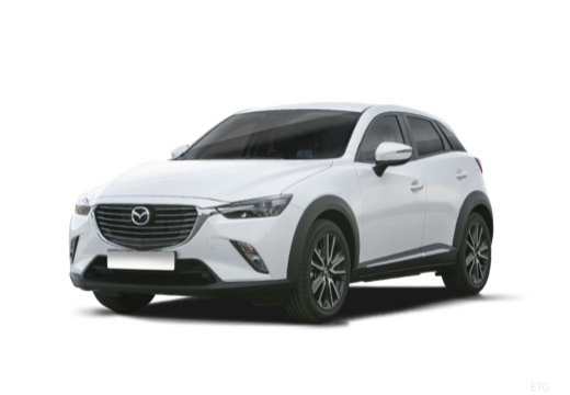 MAZDA CX-3 Hatchback I