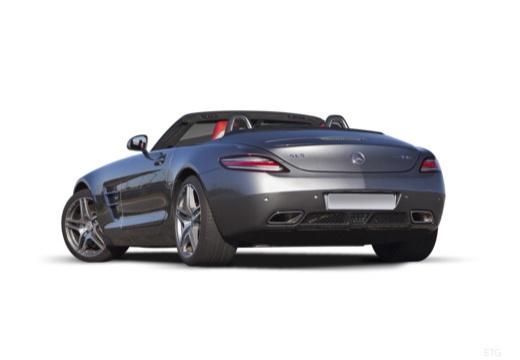 MERCEDES-BENZ SLS roadster tylny lewy