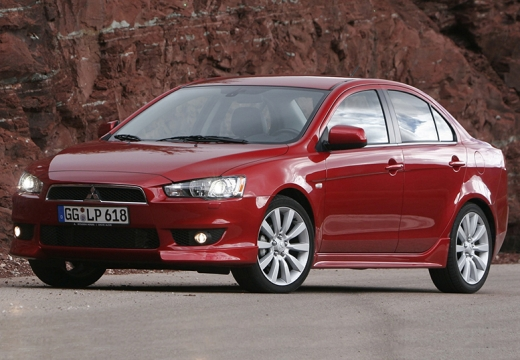 MITSUBISHI Lancer 1.6 Intense Sedan VI 117KM (benzyna)